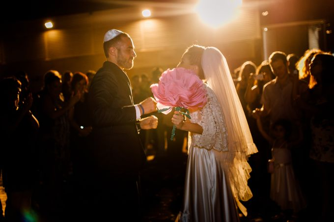 Esti & Omri's Magical Wedding by Vered Vaknin - 025