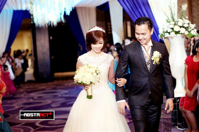Wedding event of Reynold & Claudy by Holiday Inn Bandung Pasteur - 005