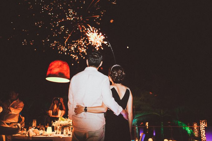 Fireworks, Dance and Be Merry! by W Bali - Seminyak - 005
