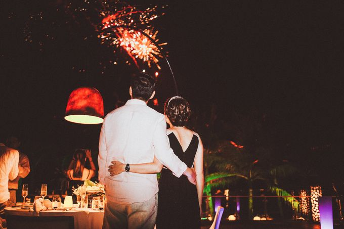Fireworks, Dance and Be Merry! by W Bali - Seminyak - 001