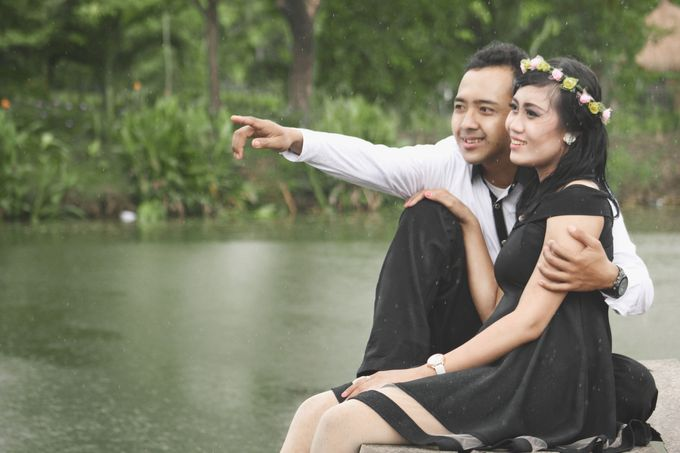 Prewedding Photoshoot by Coklat Photo Surabaya - 002