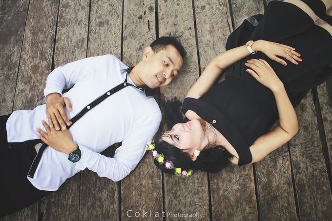 Prewedding Photoshoot by Coklat Photo Surabaya - 001