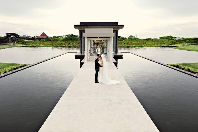 The Wedding Chapel by Ciputra Golf, Club, & Resto - 001