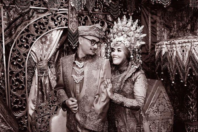 Vicky & Windy Wedding by Archedman Photography - 006