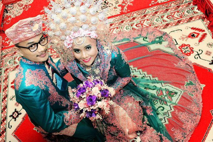 Vicky & Windy Wedding by Archedman Photography - 009