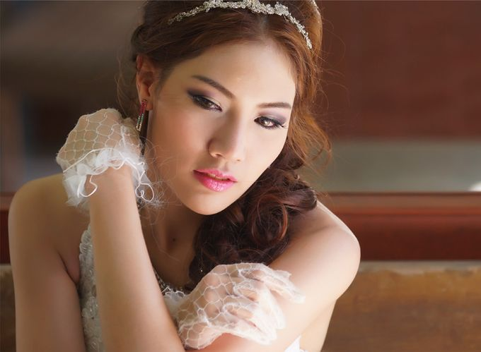 Wedding Makeup by Ministry of Makeup - 001