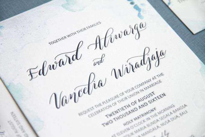 Edward & Vancelia by C for Calligraphy - 005