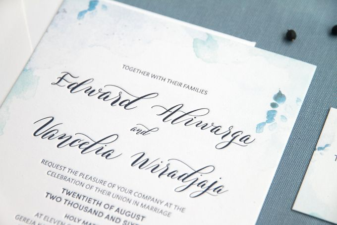 Edward & Vancelia by C for Calligraphy - 006