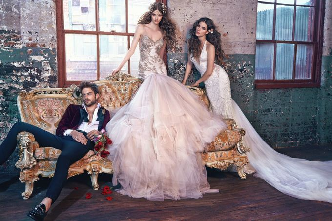 Spring-Summer 2016 Les Reves Bohemiens Collection by The Proposal - 014
