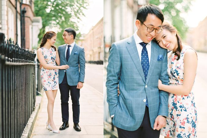 Pre-wedding photos in London by Caught the Light - 001