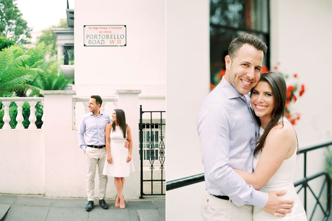 Pre-wedding photos in London by Caught the Light - 005