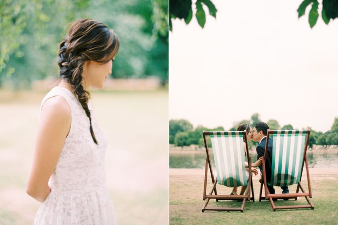 Pre-wedding photos in London by Caught the Light - 010