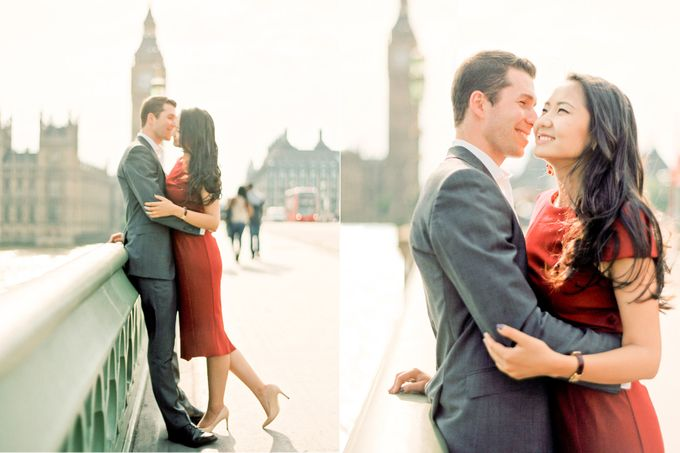 Pre-wedding photos in London by Caught the Light - 004