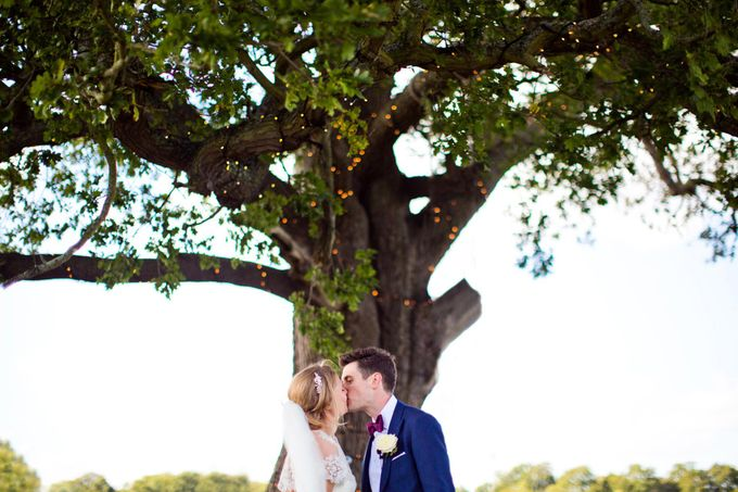 An outdoor English humanist wedding by Caught the Light - 007