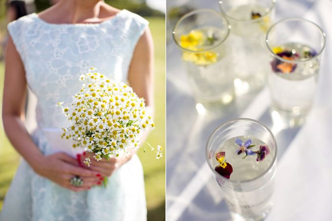 An outdoor English humanist wedding by Caught the Light - 010