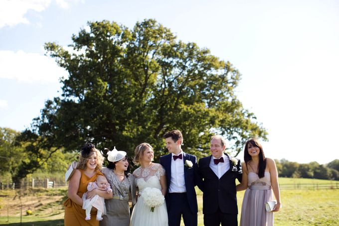 An outdoor English humanist wedding by Caught the Light - 011