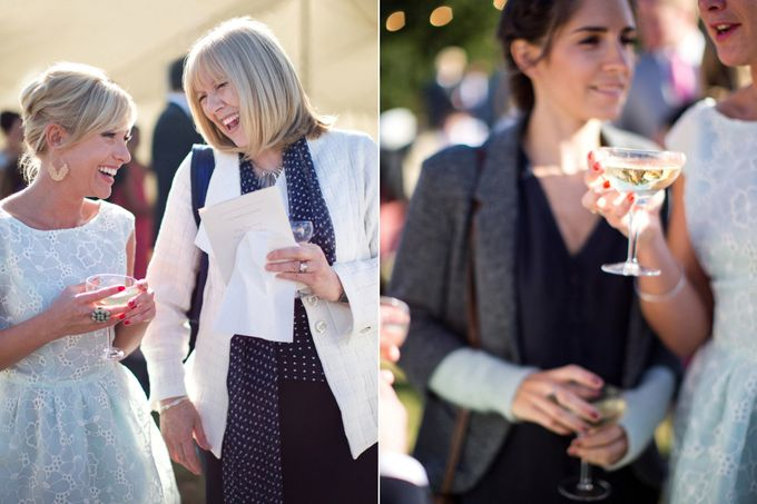 An outdoor English humanist wedding by Caught the Light - 013
