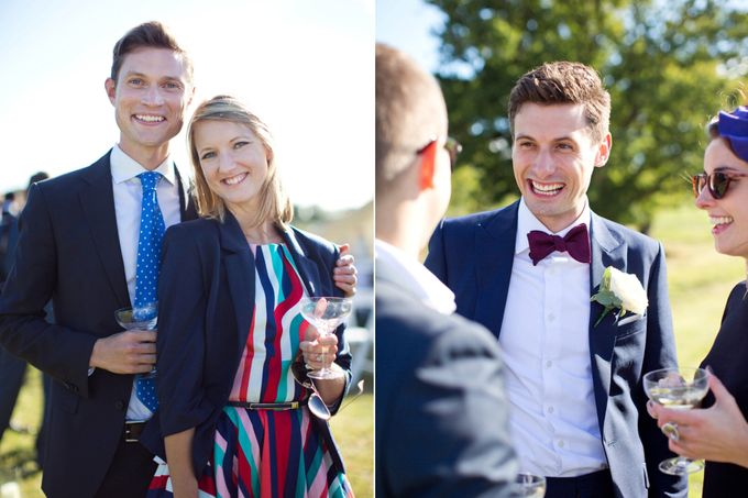 An outdoor English humanist wedding by Caught the Light - 014