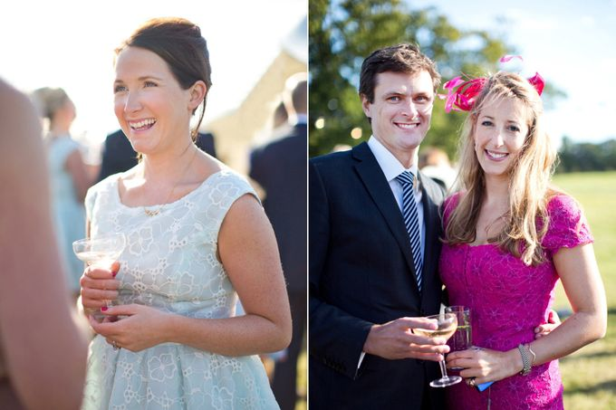 An outdoor English humanist wedding by Caught the Light - 015