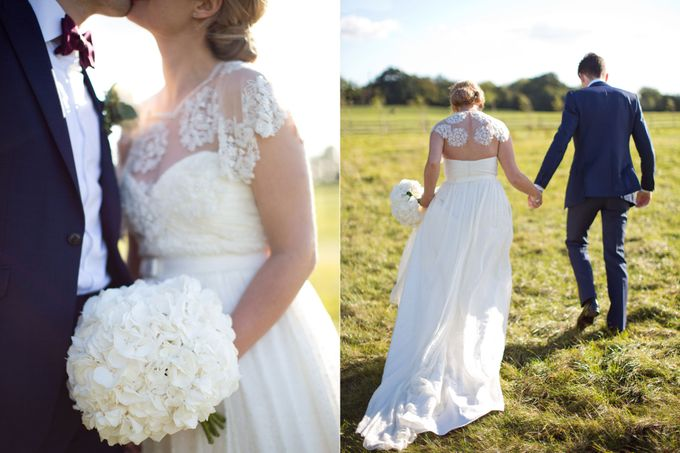 An outdoor English humanist wedding by Caught the Light - 018