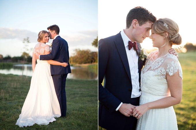 An outdoor English humanist wedding by Caught the Light - 020