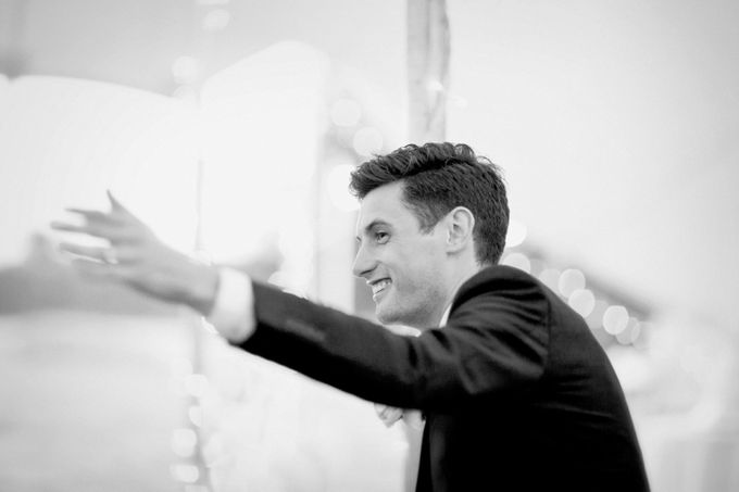 An outdoor English humanist wedding by Caught the Light - 023