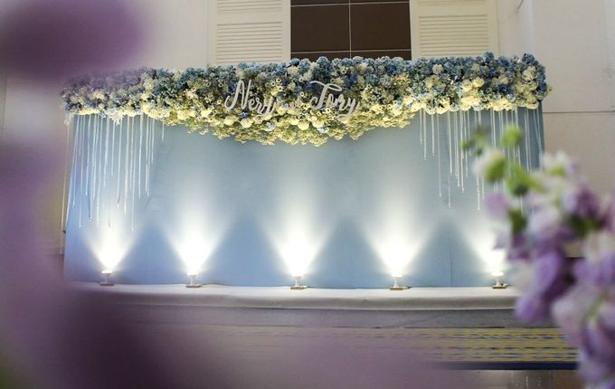 Modern Rustic Wedding Entrance Decoration by SO PRODUCTION THAILAND (EVENT & WEDDING) - 004