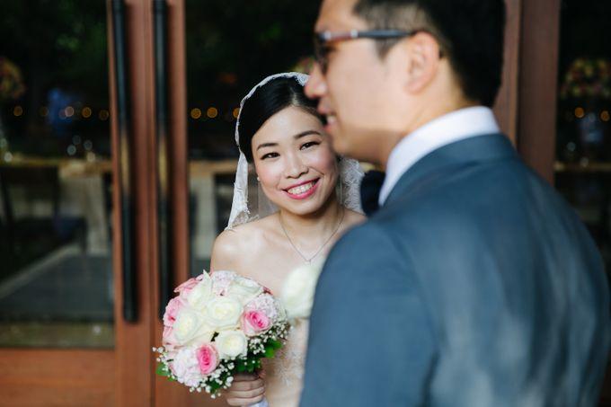 The Wedding of Eric & Yvonne by Awarta Nusa Dua Resort & Villas - 019
