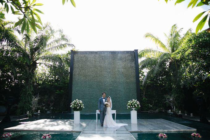 The Wedding of Eric & Yvonne by Awarta Nusa Dua Resort & Villas - 021
