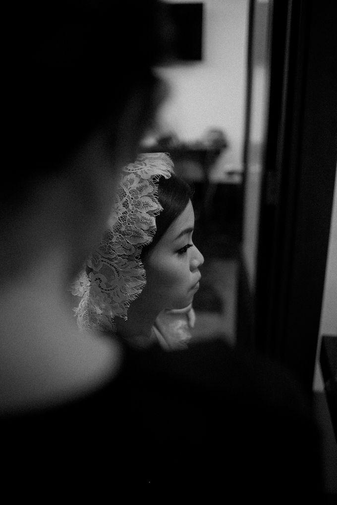 The Wedding of Eric & Yvonne by Awarta Nusa Dua Resort & Villas - 023