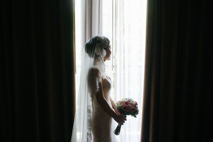 The Wedding of Eric & Yvonne by Awarta Nusa Dua Resort & Villas - 024