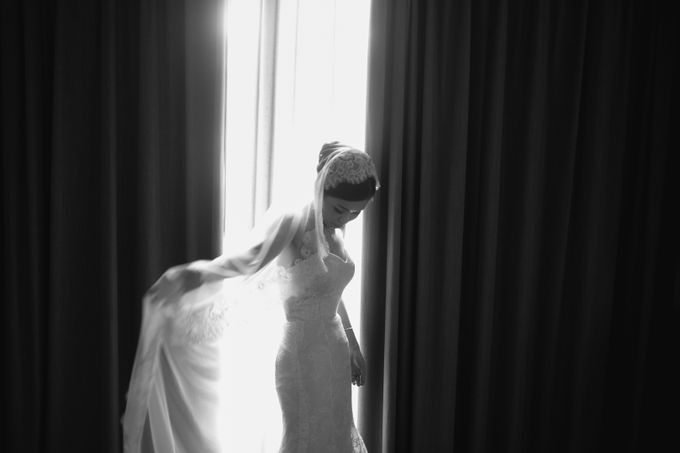 The Wedding of Eric & Yvonne by Awarta Nusa Dua Resort & Villas - 025