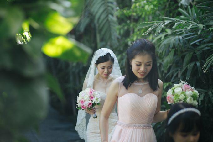 The Wedding of Eric & Yvonne by Awarta Nusa Dua Resort & Villas - 026