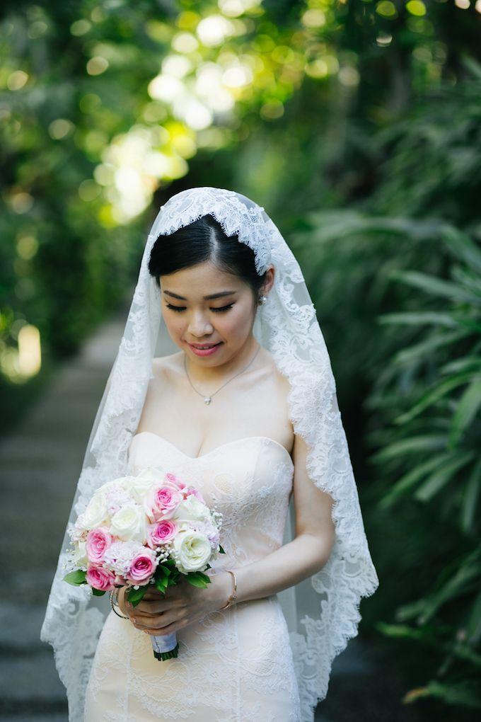 The Wedding of Eric & Yvonne by Awarta Nusa Dua Resort & Villas - 027