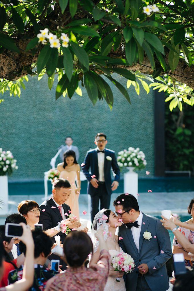 The Wedding of Eric & Yvonne by Awarta Nusa Dua Resort & Villas - 031