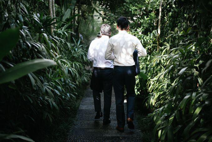 The Wedding of Eric & Yvonne by Awarta Nusa Dua Resort & Villas - 003