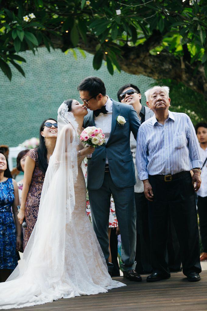 The Wedding of Eric & Yvonne by Awarta Nusa Dua Resort & Villas - 037