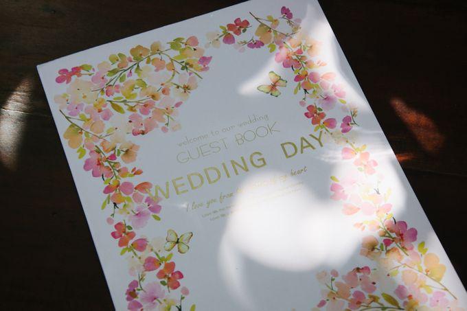 The Wedding of Eric & Yvonne by Awarta Nusa Dua Resort & Villas - 039