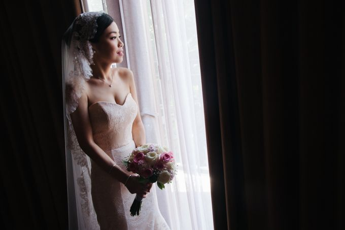 The Wedding of Eric & Yvonne by Awarta Nusa Dua Resort & Villas - 042
