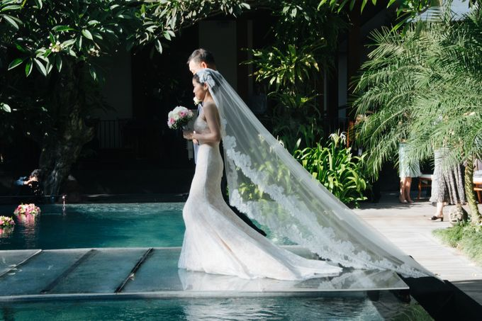The Wedding of Eric & Yvonne by Awarta Nusa Dua Resort & Villas - 044