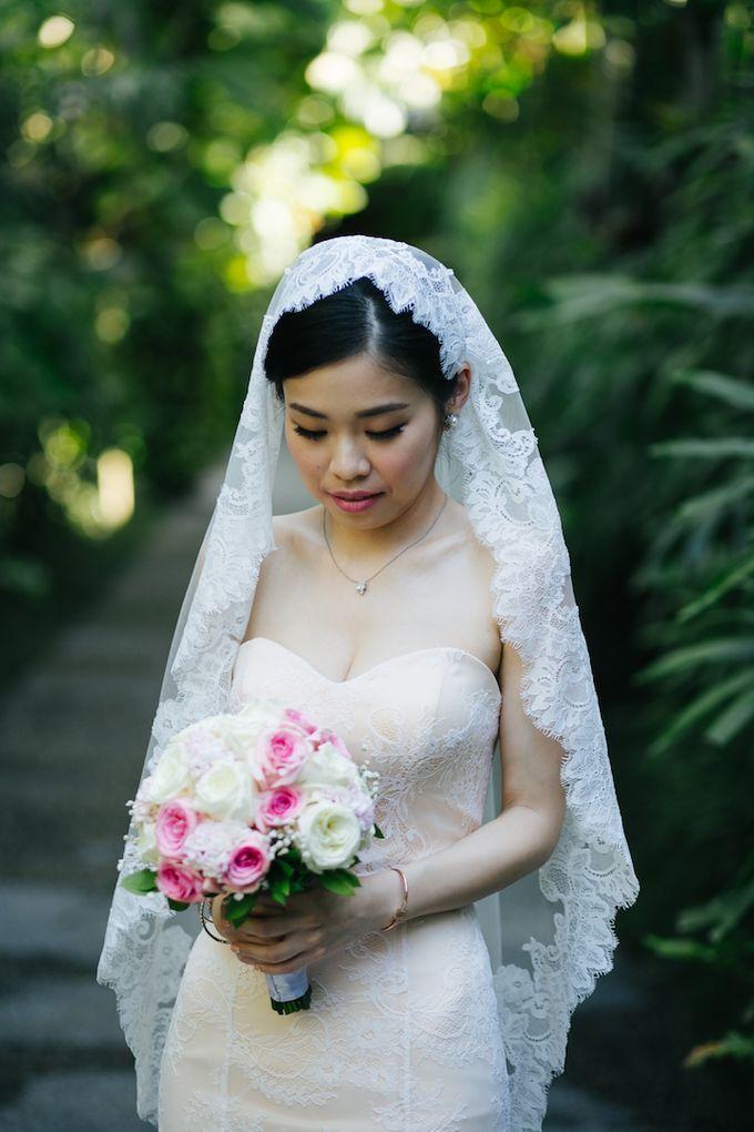 The Wedding of Eric & Yvonne by Awarta Nusa Dua Resort & Villas - 048