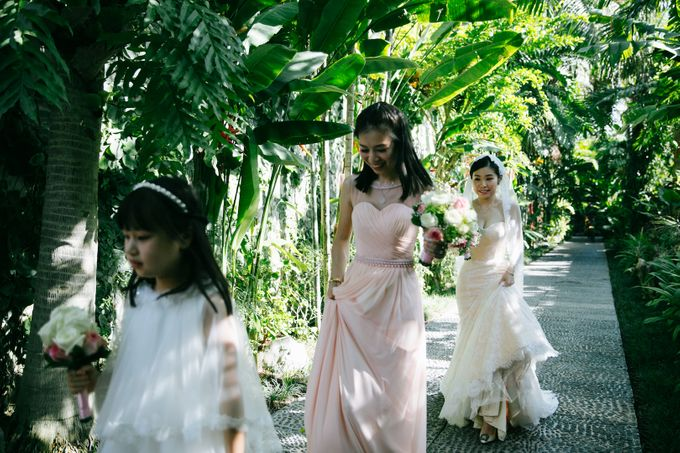 The Wedding of Eric & Yvonne by Awarta Nusa Dua Resort & Villas - 007
