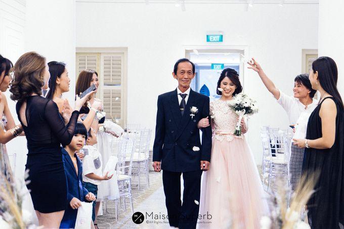 Ernest & Yit Fun Solemnization Ceremony by Byben Studio Singapore - 007