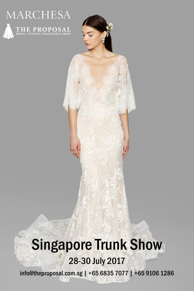 Marchesa Trunk Show 28 to 30 July 2017 by The Proposal - 002