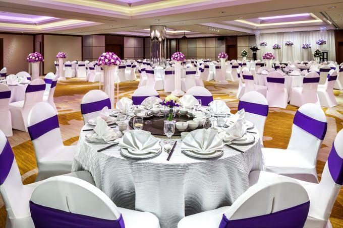 Holiday Inn Singapore Atrium Wedding Themes 2015 & 2016 by Holiday Inn Singapore Atrium - 001