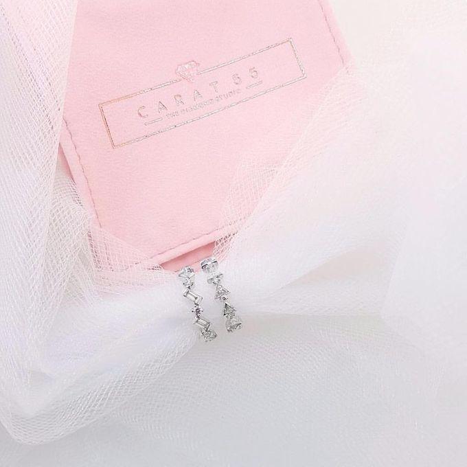 Eternity Wedding Rings by Carat 55 - 001