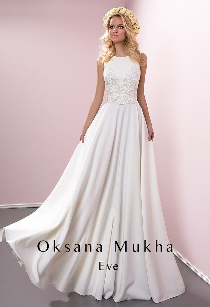 Preview Wedding Collection 2017 by OKSANA MUKHA - 012