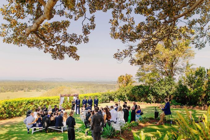 Stunning Byron Bay Wedding With A View by Gold Coast Wedding Hire - 003