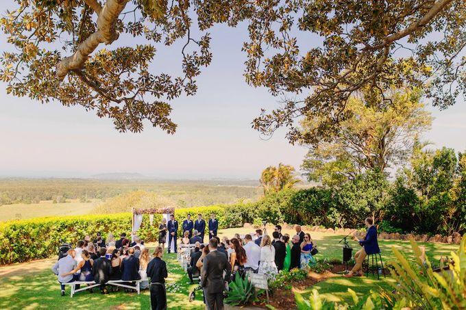 Floral Wedding by Gold Coast Wedding Hire - 005