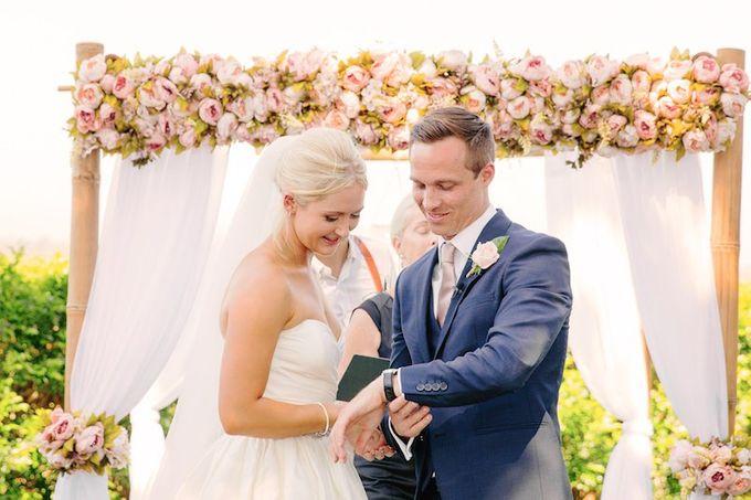 Floral Wedding by Gold Coast Wedding Hire - 007